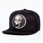 Skull - 3D Left